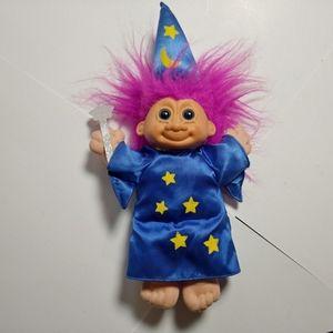 "Vintage 11"" Russ Troll Doll plushie collec…"